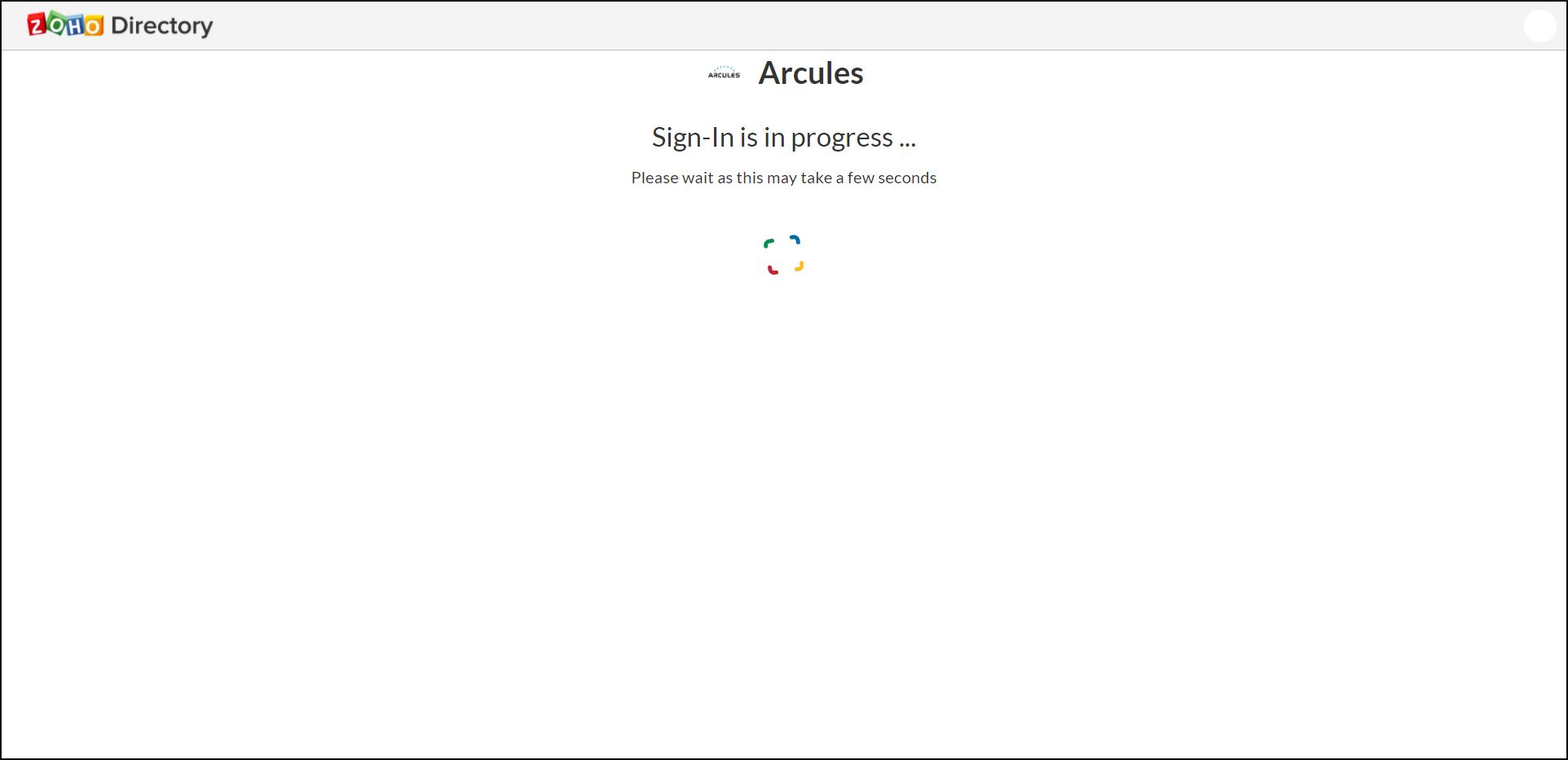 Testing SAML SSO for Arcules
